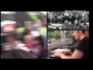Mathias Kaden and Daniel Stefanik back 2 back  DanceTrippin TV